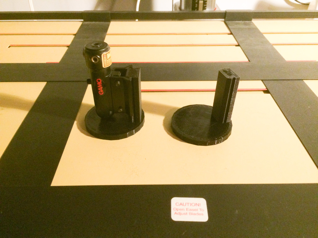 Alignment Tool with Laser and plane stand